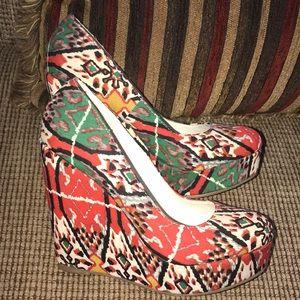 Glaze brand pair wedge